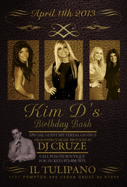 Kim D Birthday Bash