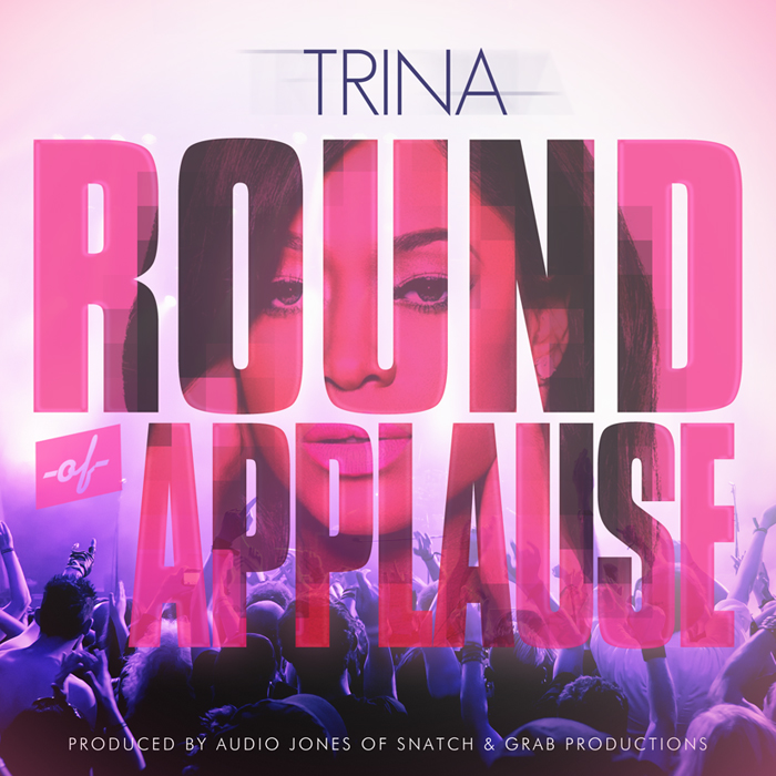 "BRAND NEW VIDEO!! TRINA ""ROUND OF APPLAUSE"" prod. by Audio Jones"